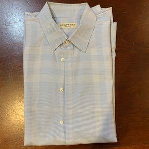 Burberry London long sleeve dress shirt
